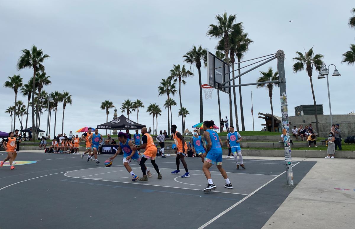Venice Beach Sports Day 2021