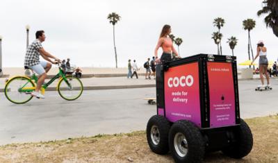 Coco Delivery