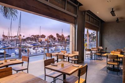 UOVO, HiHo Cheeseburger, and KazuNori all opened at the Boardwalk Marina Shops. Manolo Langis