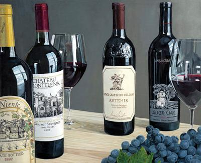 A Surge in Red Wine Blends