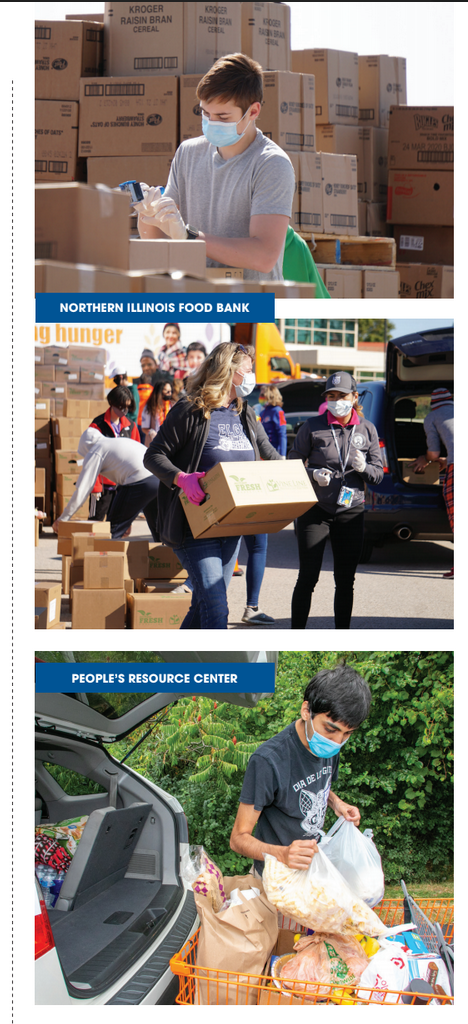 Northern Illinois Food Bank/ People's Resource Center