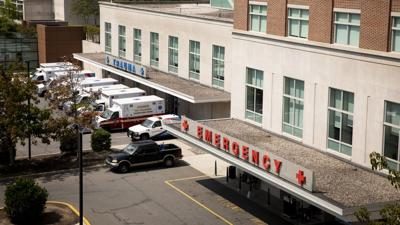 Reading Hospital emergency room and trauma center