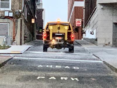 Allentown Salt Truck