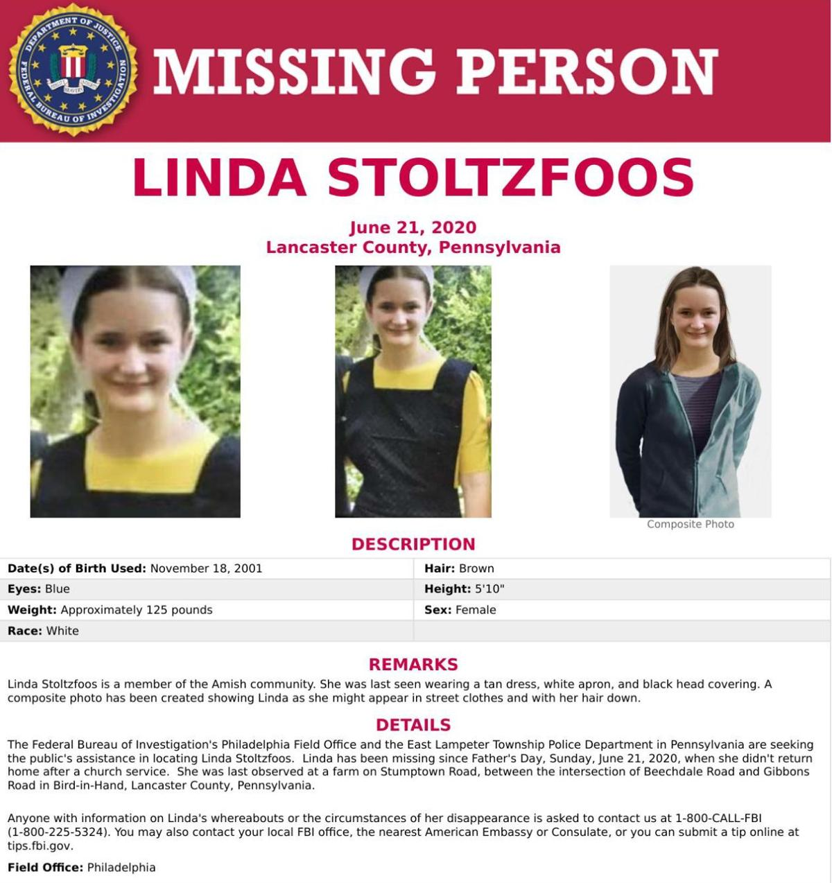 Linda Stoltzfoos