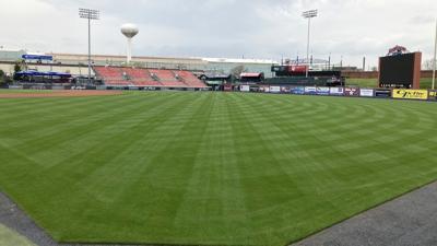 Fightins prepare ballpark for opener, look to fill jobs