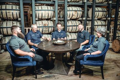 Five distilleries release their best bourbon in a unified celebration of the Bourbon Capital of the World. The Bardstown Collection - coming September 2021.