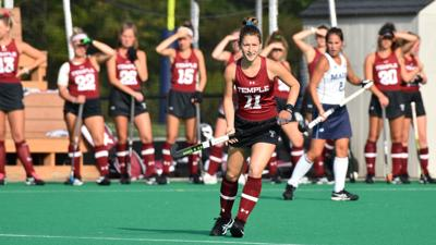 Temple University officials upset after field hockey team forced to end game early