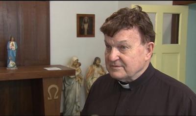 Father Robert J. Potts, Fountain Hill Bethlehem