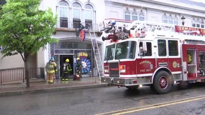 Fire at Tamaqua Salvation Army in May ruled arson