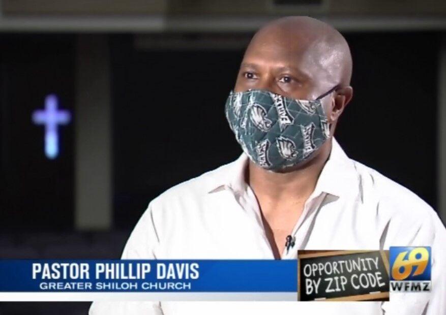Pastor Phillip Davis