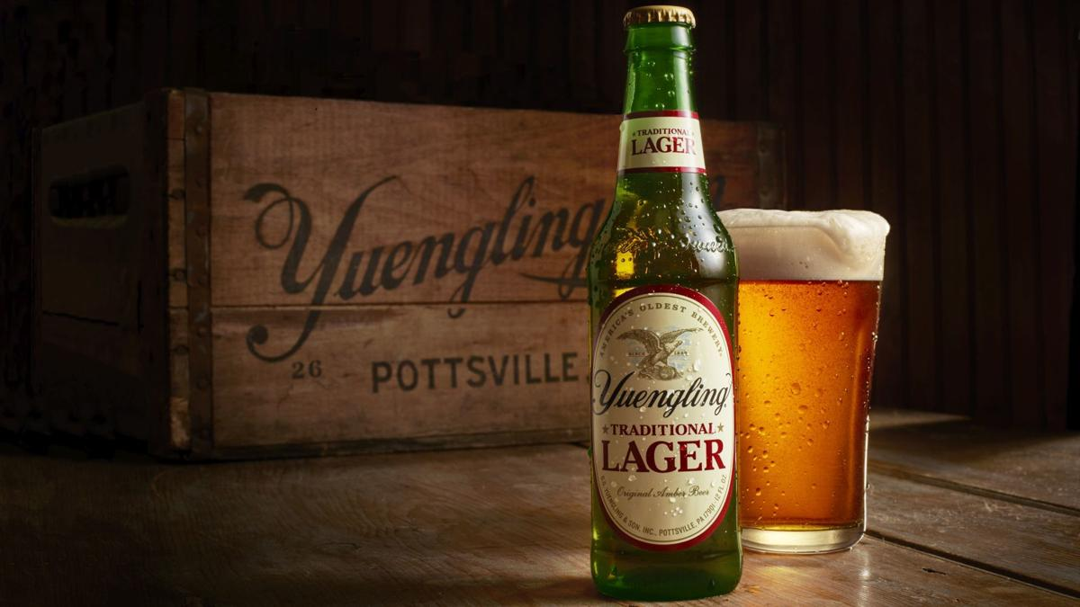 Yuengling salutes its history with refreshed look for core brands