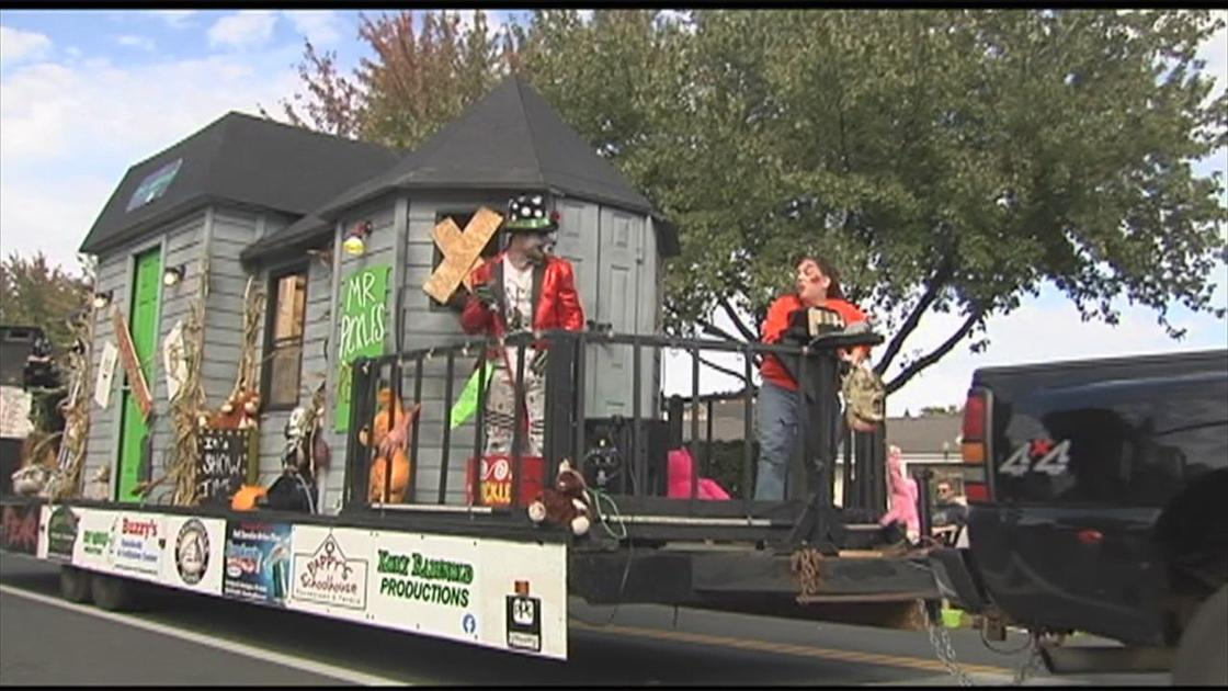 Allentown holds annual Halloween parade