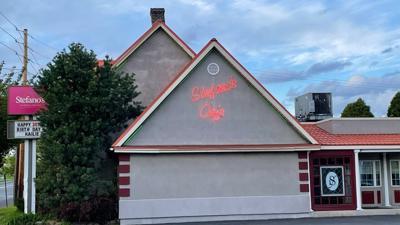 Stefano's Restaurant Linden Street Bethlehem