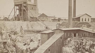 History's Headlines: The lost zinc mines of Friedensville
