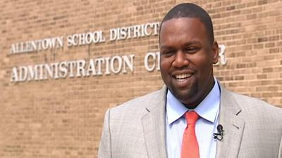 New Allentown schools superintendent ready to get to work