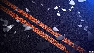 crash accident wreck generic graphic