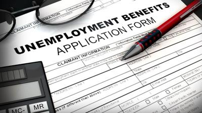 Unemployment application form generic