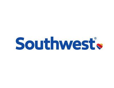 Southwest Airlines logo. (PRNewsFoto/SOUTHWEST AIRLINES)