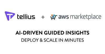 Tellius Now Accessible in AWS Marketplace | Information
