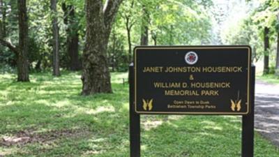 Housenick Memorial Park Bethlehem Township