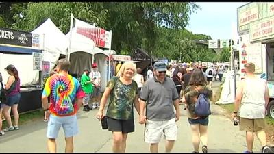 Musikfest organizers prepared for bad weather