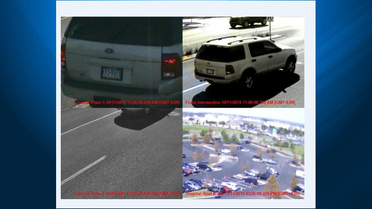 Bethlehem Township Theft 2