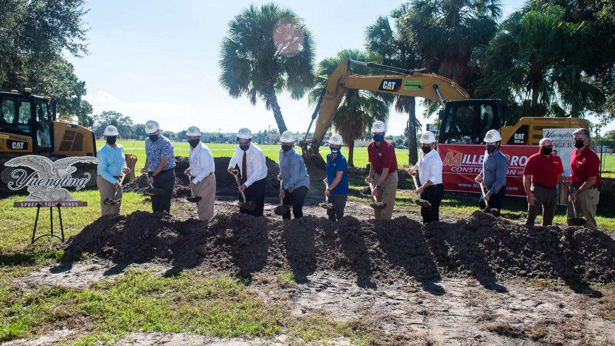 Yuengling breaks ground on Tampa expansion