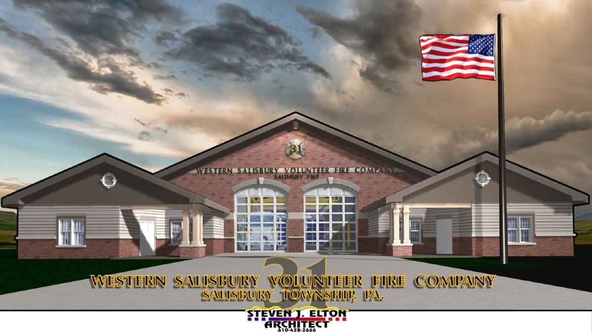 Western Salisbury Volunteer Fire Co. fire station