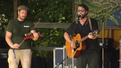Philadelphia Folk Festival held for 58th year