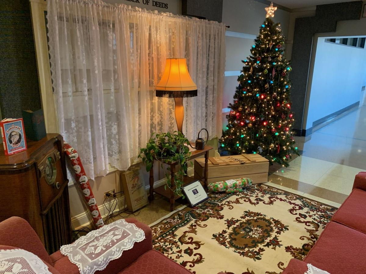 12-11-19 A Christmas Story display at Berks County Services Center 2.jpg