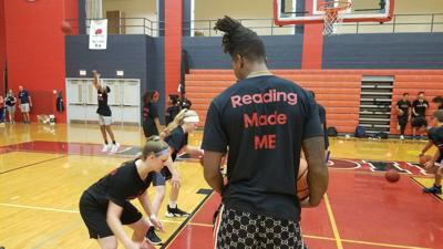 Walker IV gives back to Reading youth with basketball camp