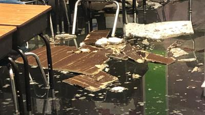Independence Day fires damage school, homes in Reading
