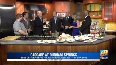 Sunrise Chef: Cascade at Durham Springs