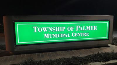 Palmer Township sign generic