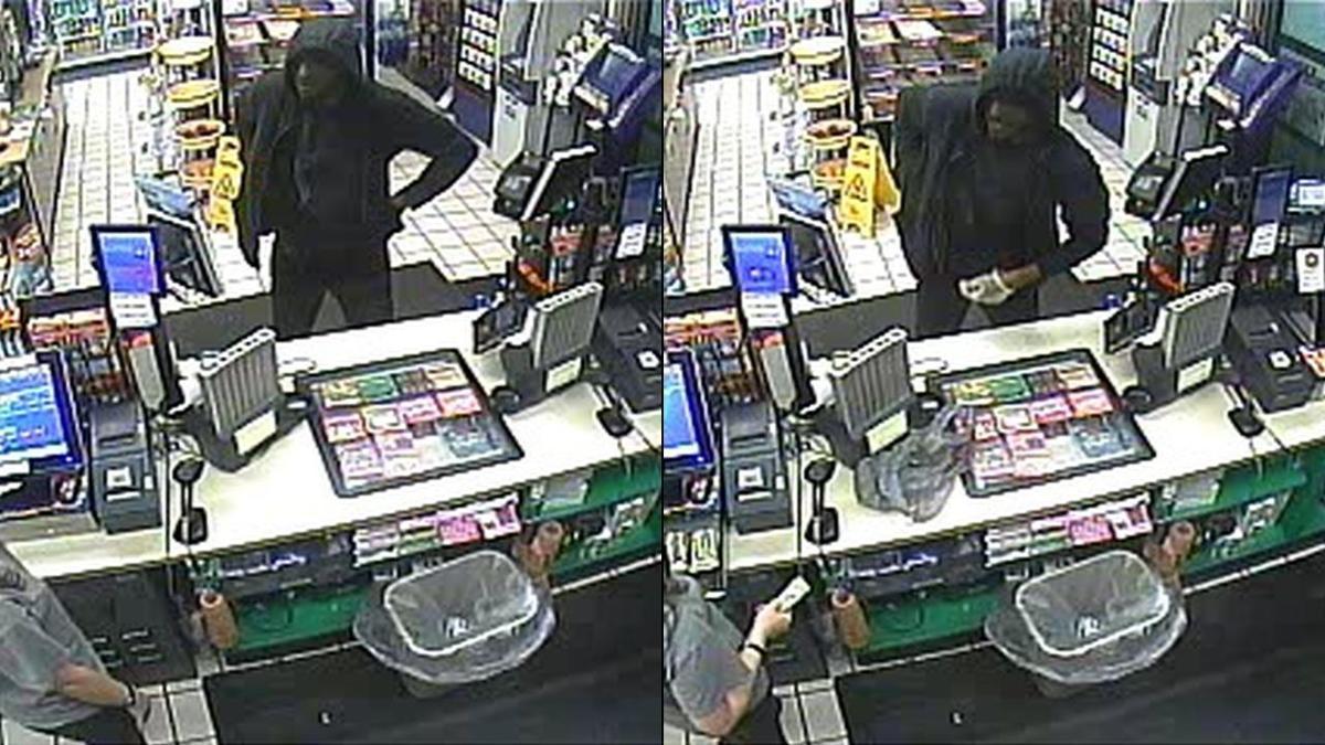 Cumru robbery surveillance