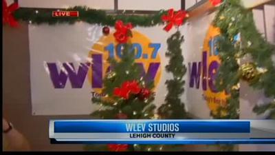 100.7 Wlev Christmas Music 2020 Christmas music is on 24 hours at WLEV radio | 69News at Sunrise