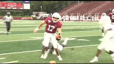 Lafayette heads to Albany looking for first win