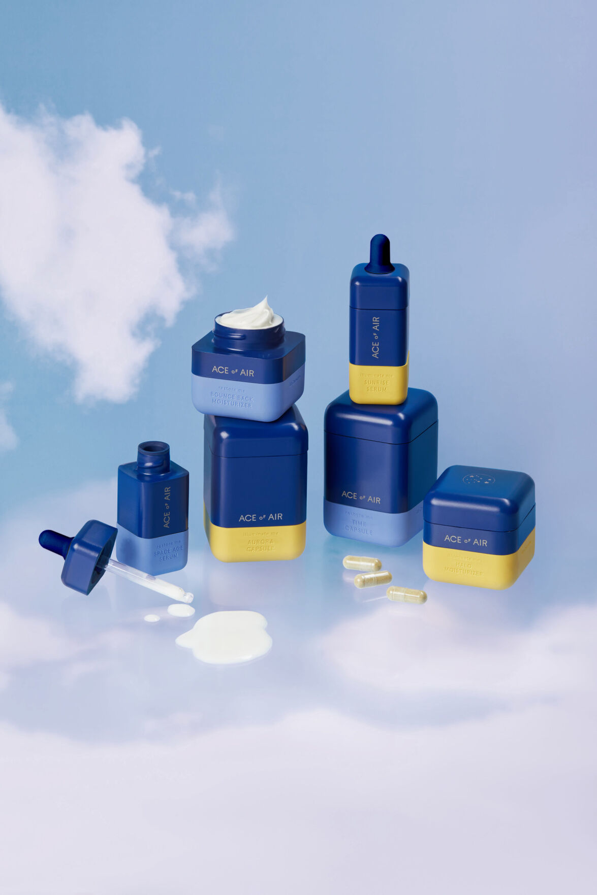 Ace of Air Product Lineup