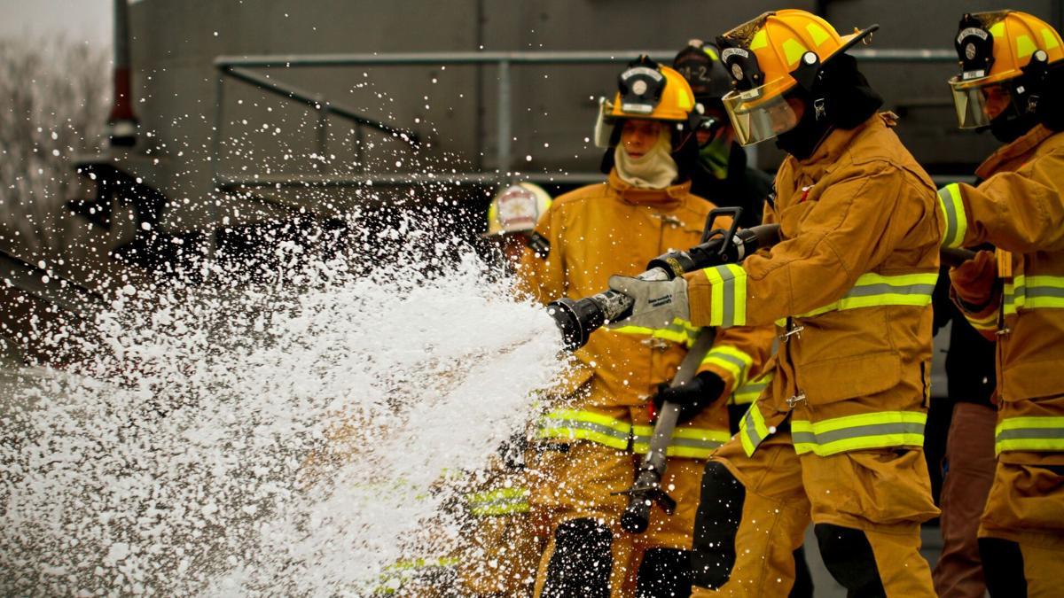 Firefighting foam - AFFF - Aqueous Film Forming Foam
