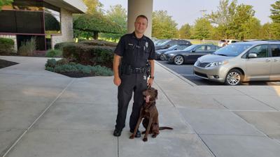 South Heidelberg Township police K9 Aldo
