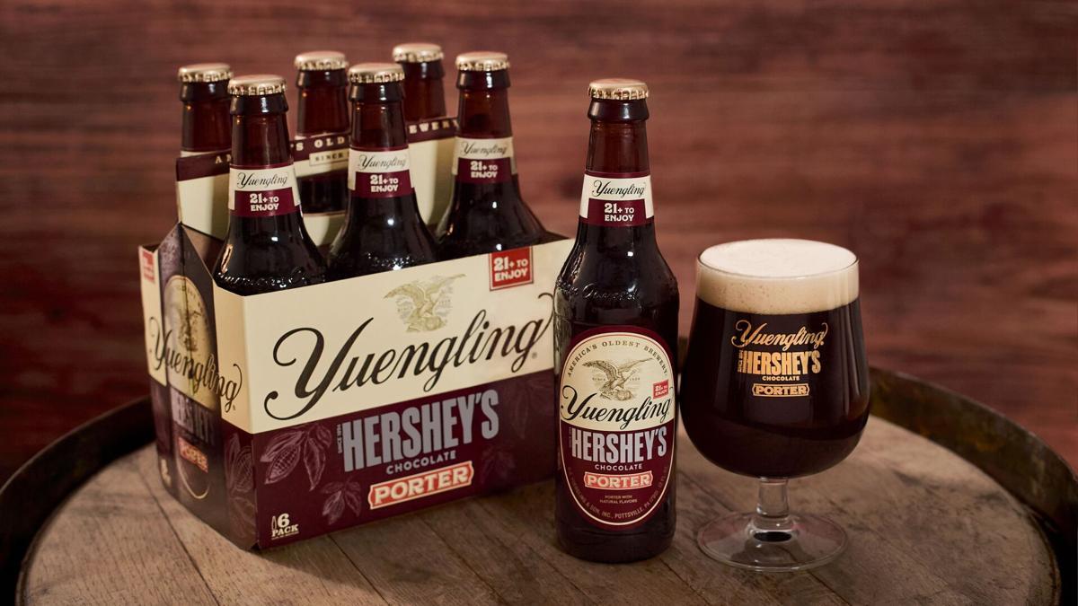 Yuengling Hershey's Chocolate Porter in bottles
