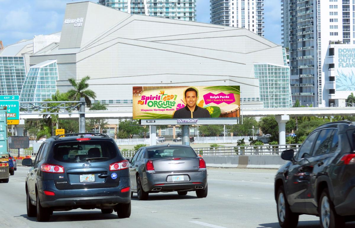 OUTFRONT Media Launches OOH Campaign to Commemorate National Hispanic Heritage Month