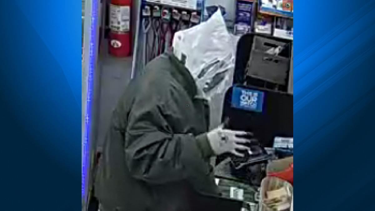 Police say man robbed Sunoco store