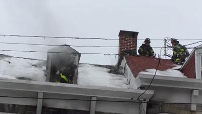 Fatal house fire in Reading