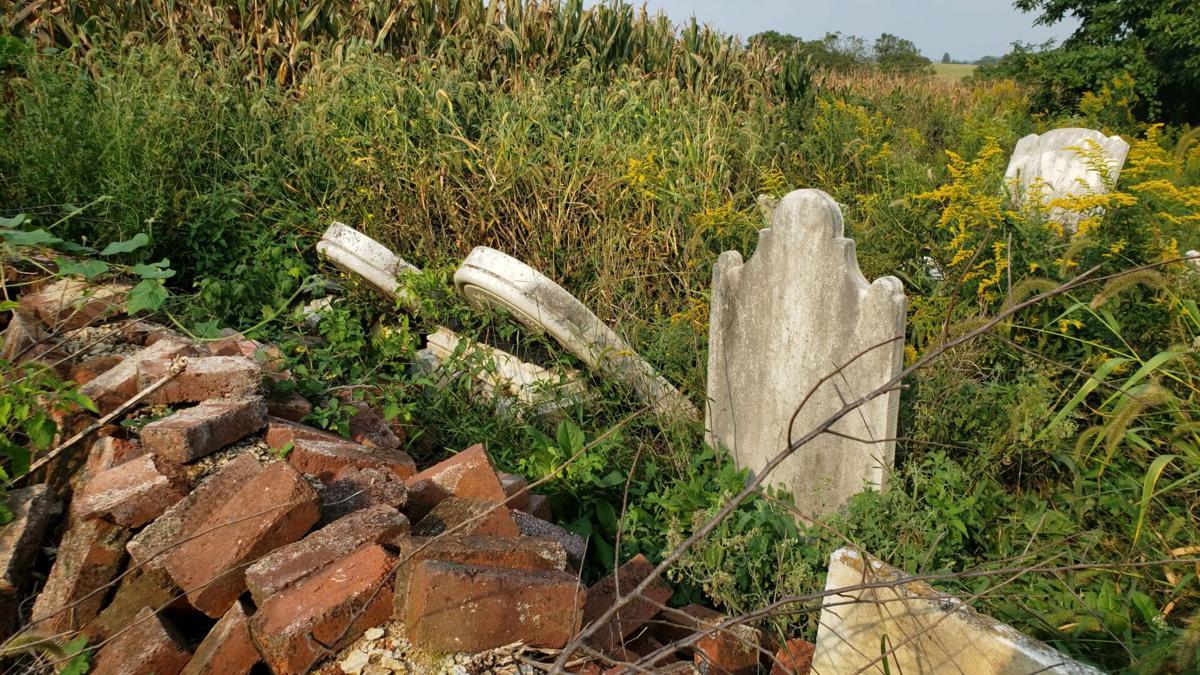 Kemp Family Cemetery in Maxatawny