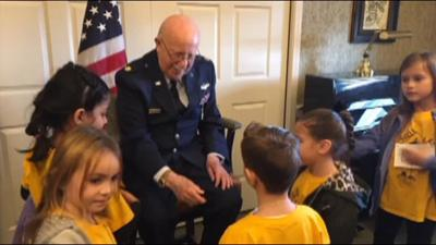 Maj. Nathan Kline, World War II veteran and Allentown native, dies at 95