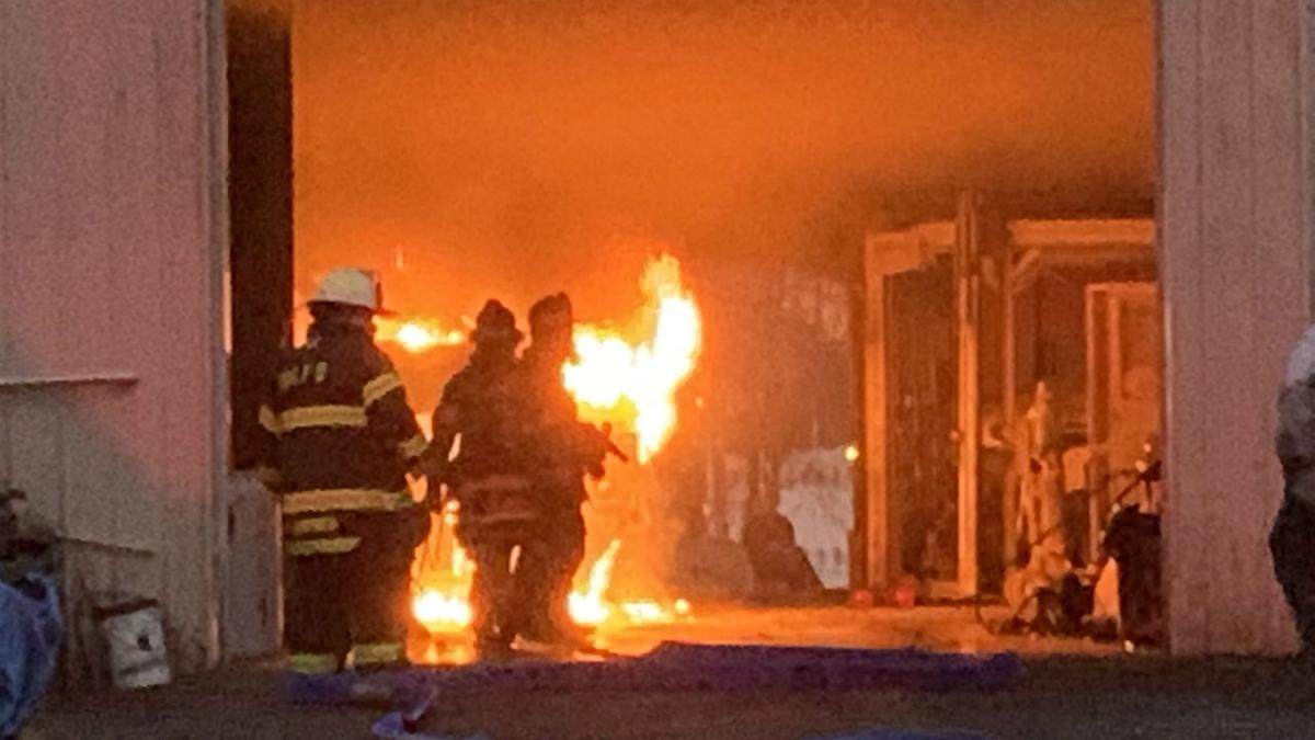 Catasauqua fire