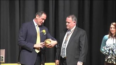 Spagnola inducted into Becahi Hall Of Fame