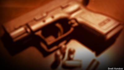 Handgun gun generic 2