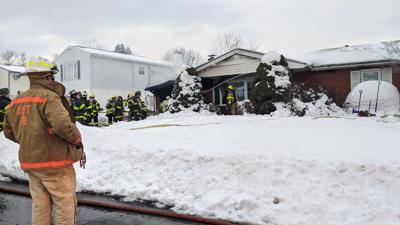 Emmaus house fire